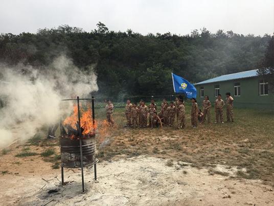 陕西儿童夏令营项目