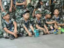 军事夏令营活动方案