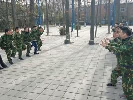团队户外拓展训练