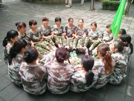 西安企业室外拓展训练公司