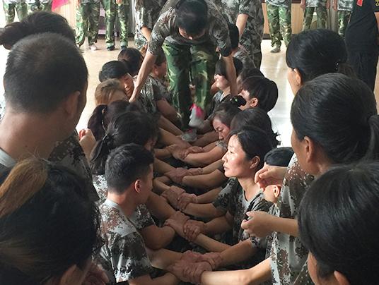 西安军事拓展训练